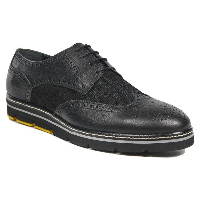 Gatteo Erkek Deri Günlük Ayakkabı 2010041678005