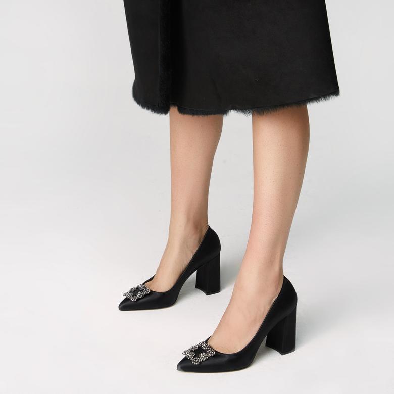 Peggy Kadın Deri Abiye Ayakkabı