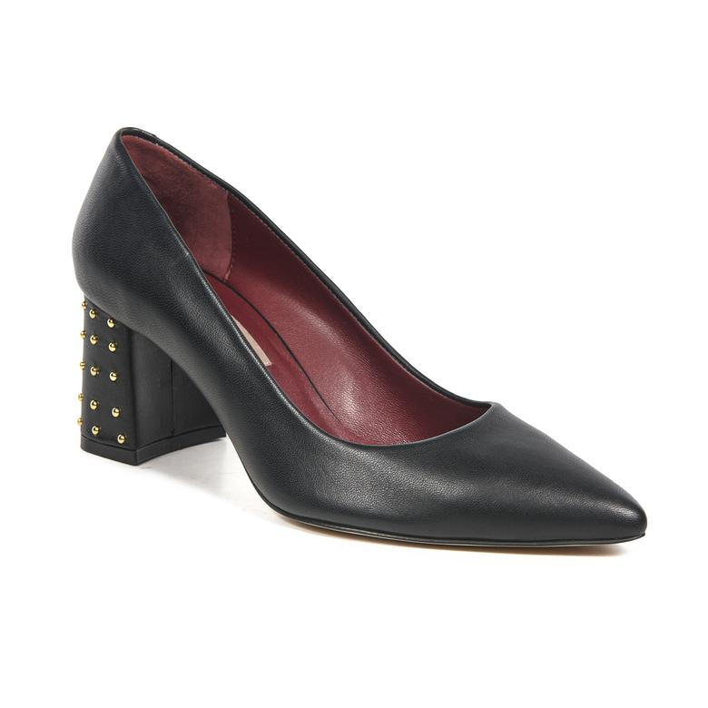 Laine Kadın Deri Klasik Topuklu Ayakkabı 2010041741001