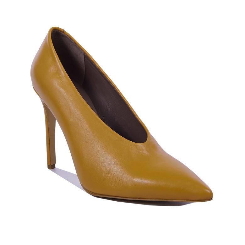 Minelli Kadın Deri Klasik Ayakkabı