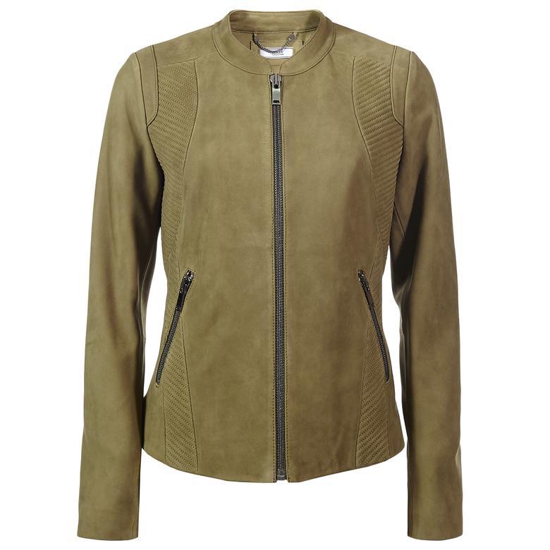 Acacia Kadın Deri Ceket