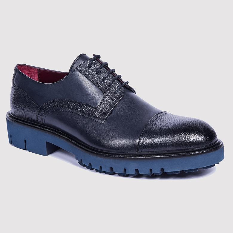 Angus Erkek Deri Günlük Ayakkabı 2010041834007