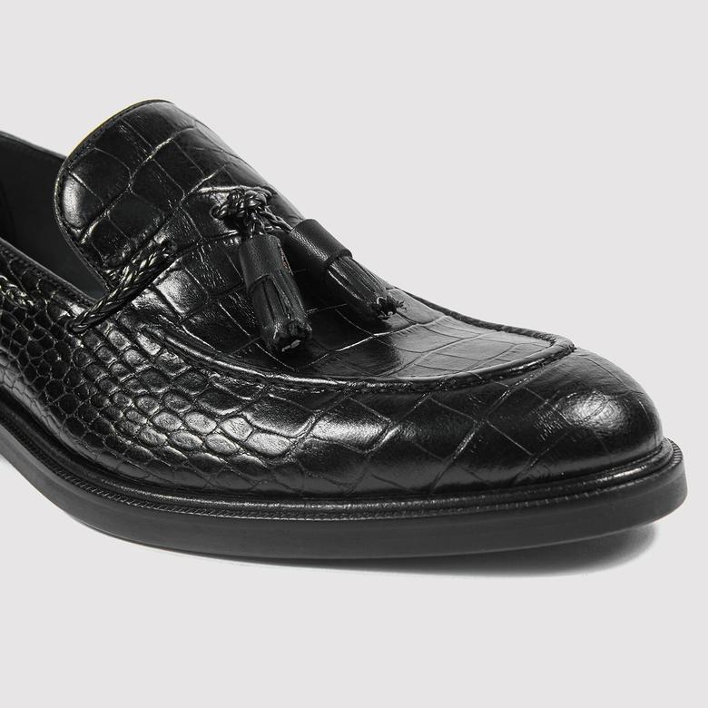 Erkek Deri Klasik Ayakkabı 2010041830001