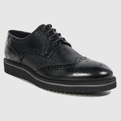 Justin Erkek Deri Günlük Ayakkabı 2010041856001