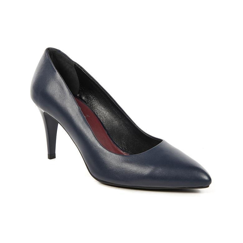 Courtney Kadın Deri Klasik Topuklu Ayakkabı 2010041900006
