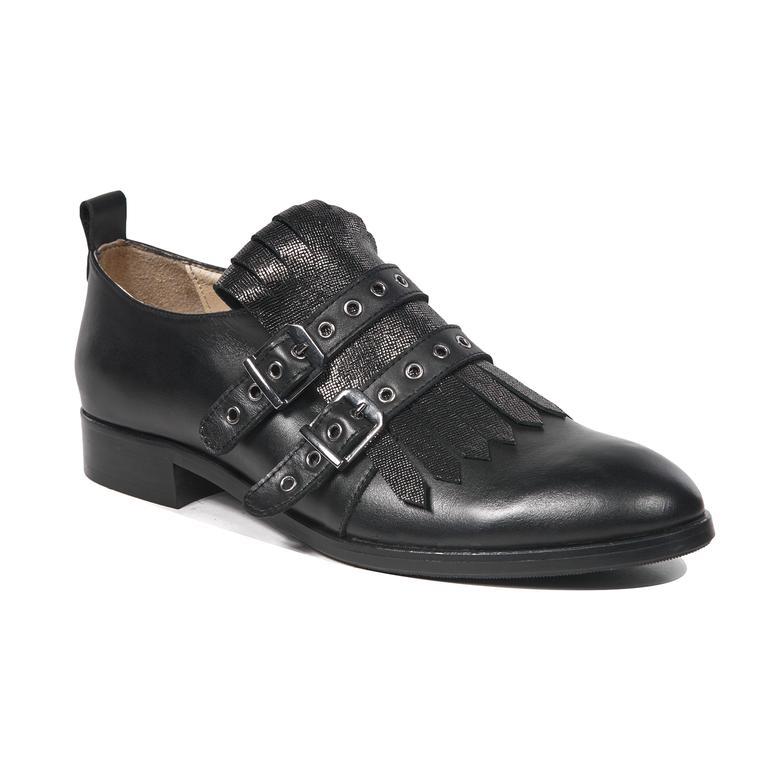 Clyde Kadın Deri Günlük Ayakkabı 2010041964006