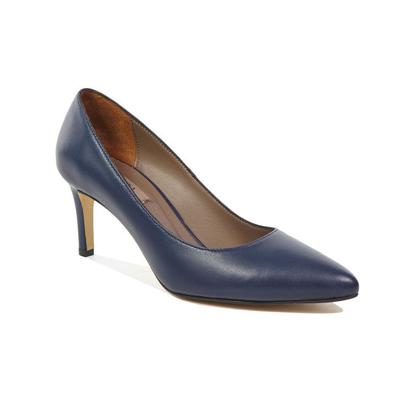 Cate Kadın Deri Klasik Topuklu Ayakkabı 2010041966004