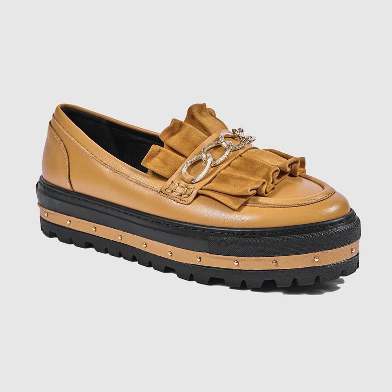 Tita Kadın Deri Günlük Ayakkabı 2010042030011