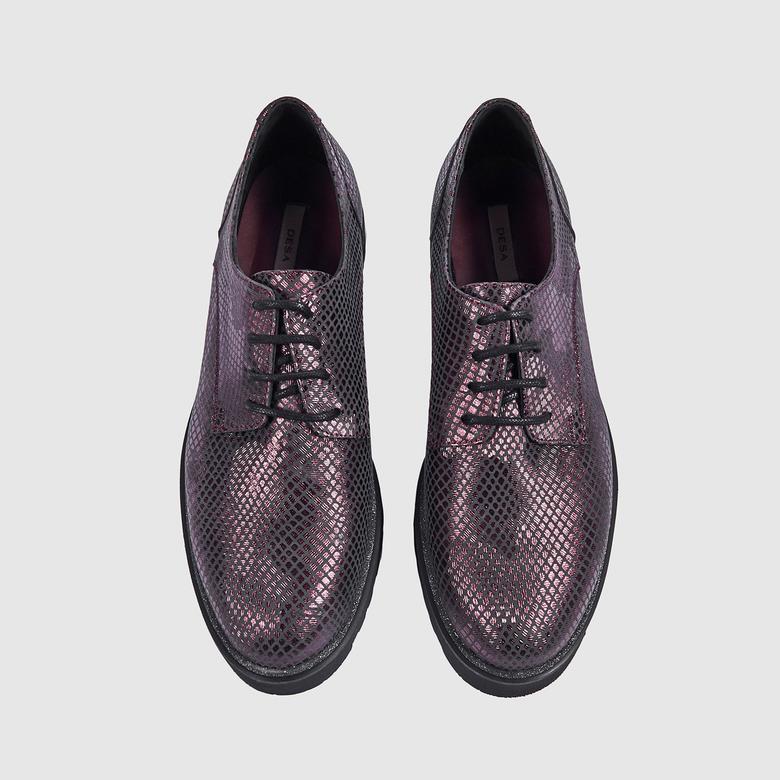 Nolan Kadın Deri Günlük Ayakkabı