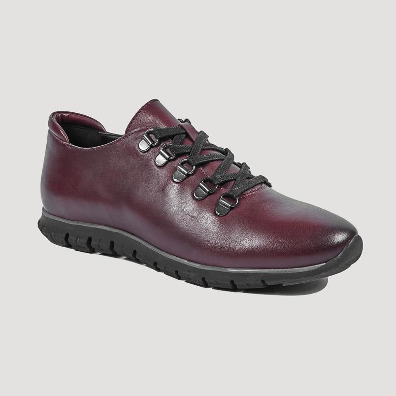 Minoa Kadın Deri Spor Ayakkabı 2010042080006