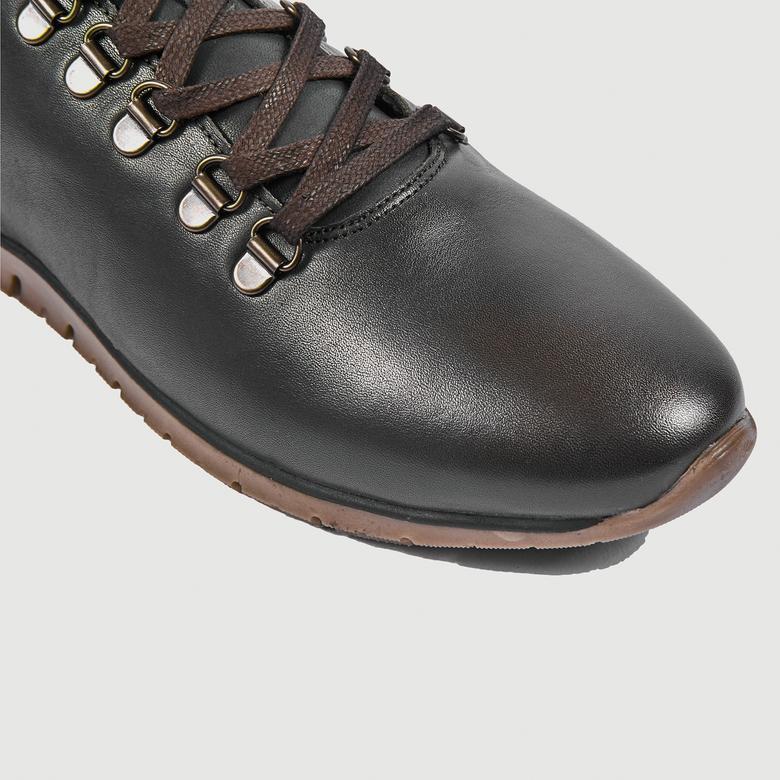 Minoa Kadın Deri Spor Ayakkabı 2010042080011