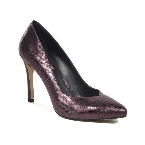 Stella Kadın Deri Klasik Topuklu Ayakkabı 2010042139003
