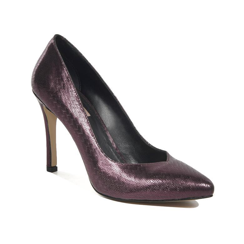 Stella Kadın Deri Klasik Topuklu Ayakkabı 2010042139002