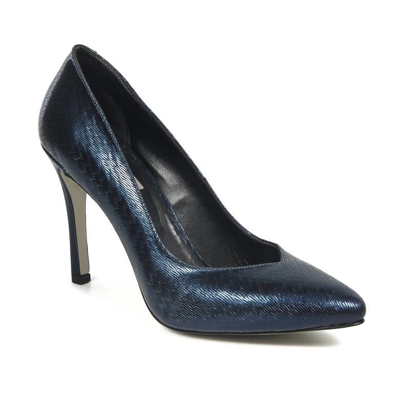 Stella Kadın Deri Klasik Topuklu Ayakkabı 2010042139009