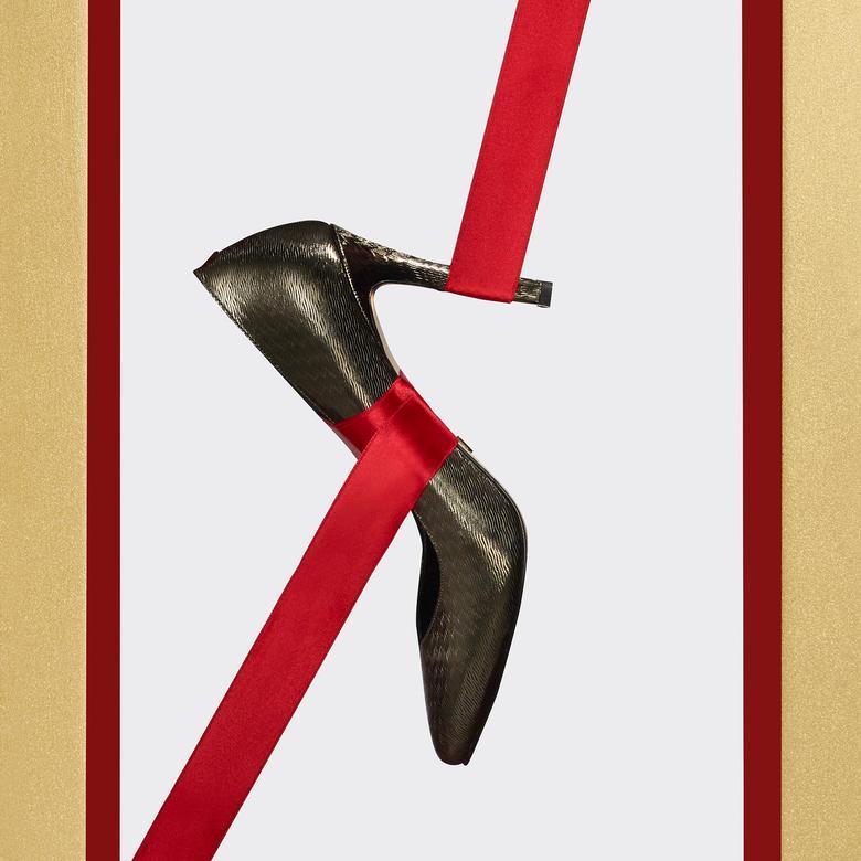 Stella Kadın Deri Klasik Topuklu Ayakkabı 2010042139011