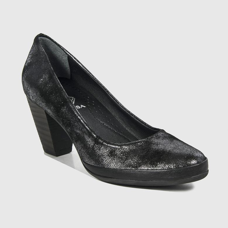 Nancy Kadın Deri Klasik Topuklu Ayakkabı 2010042226004