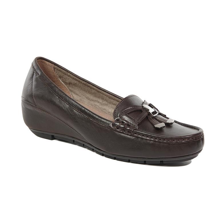 Timbre Kadın Deri Günlük Ayakkabı