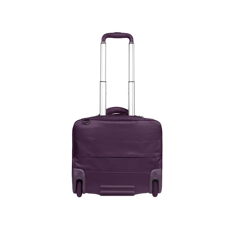 "Lipault Plume Business - Rolling Tote 15"" Fl 2010039948003"
