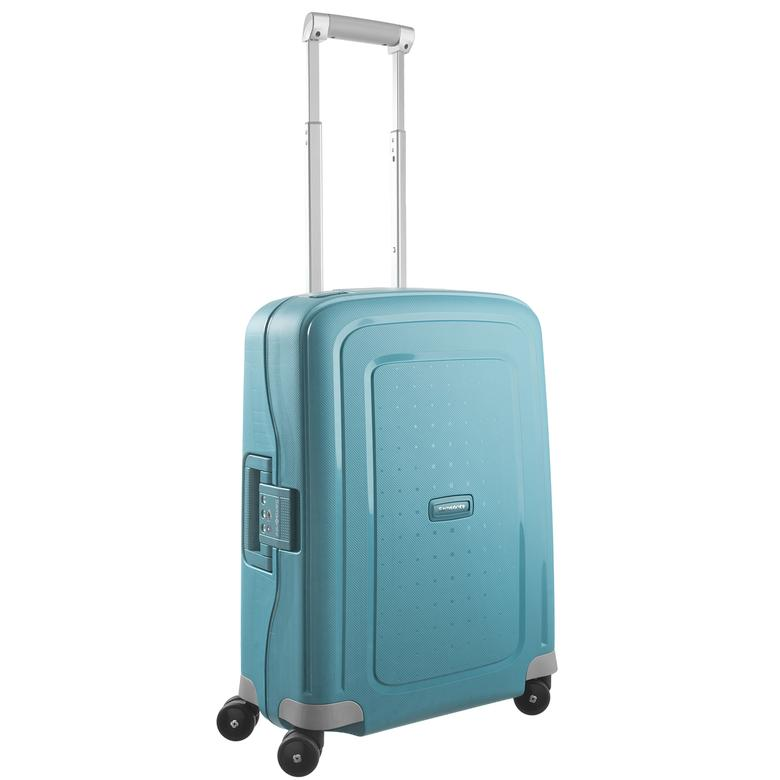 Samsonite S'cure - 55 cm Kabin Boy Valiz 2010034480005