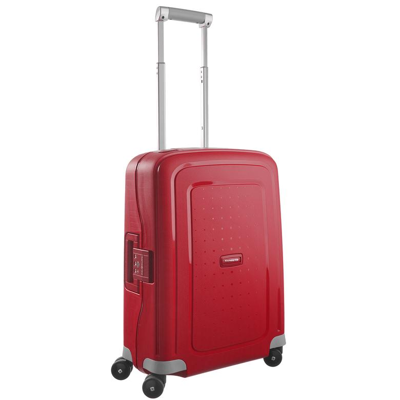 Samsonite S'cure - 55 cm Kabin Boy Valiz 2010034480006