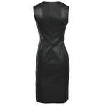 Suelita Kadın Deri Elbise