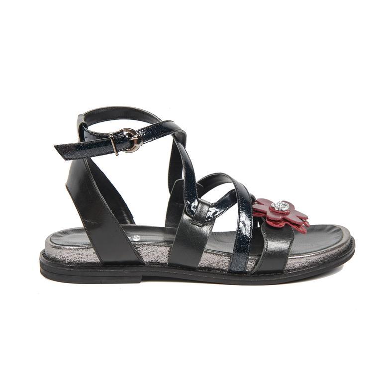 Irina Kadın Deri Sandalet