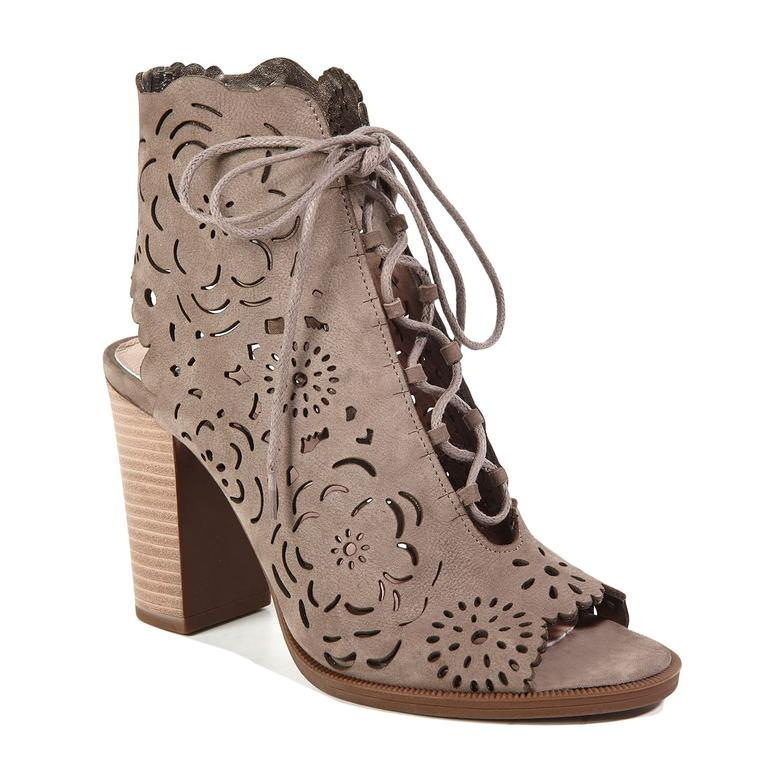 Blossom Kadın Deri Bootie Sandalet 2010042555008