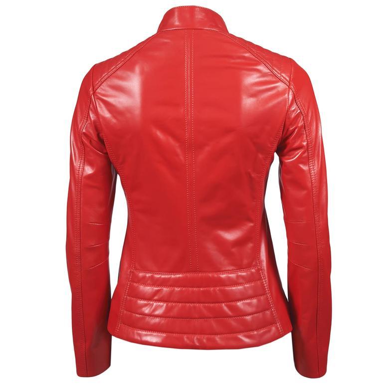 Connor Kadın Deri Ceket 1010027251016