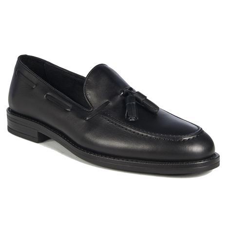 Fowler Erkek Günlük Deri Ayakkabı 2010043549003