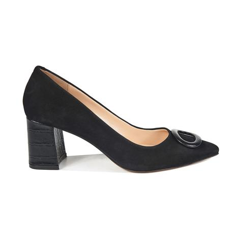Dila Kadın Klasik Süet Ayakkabı 2010043571005
