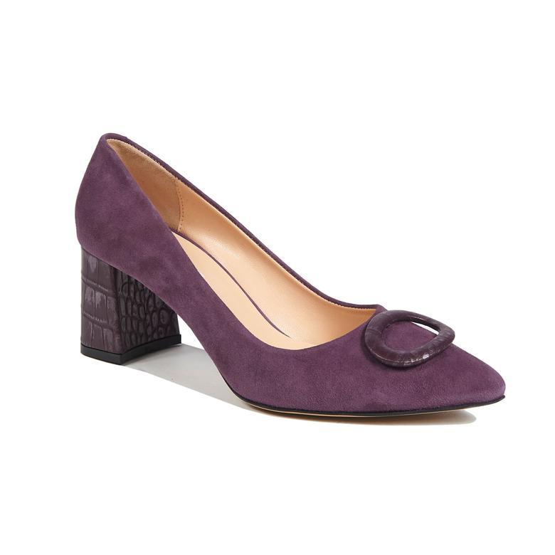 Dila Kadın Klasik Süet Ayakkabı 2010043571006