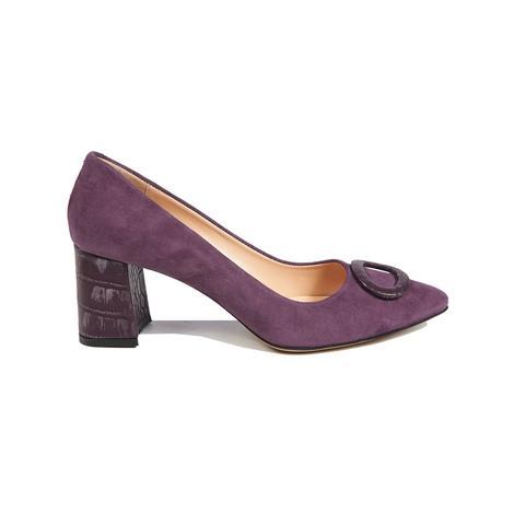 Dila Kadın Klasik Süet Ayakkabı 2010043571010