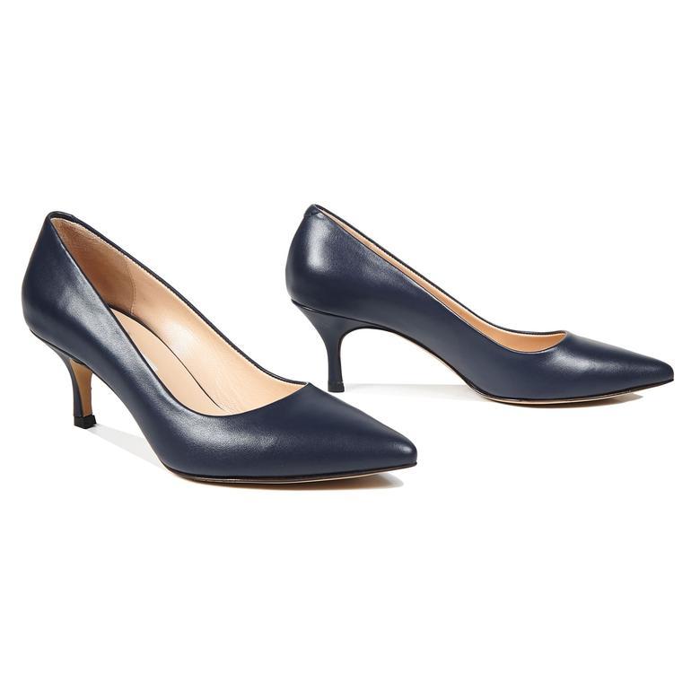 Marlin Kadın Klasik Deri Ayakkabı 2010043576008