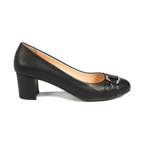 Esther Kadın Klasik Deri Ayakkabı 2010043583002