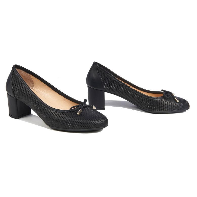 Enid Kadın Klasik Deri Ayakkabı 2010043584001