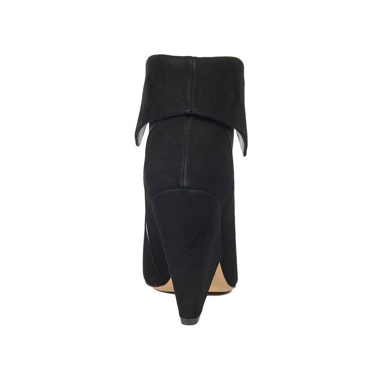 Whitney Kadın Topuklu Deri Bot 2010043626005