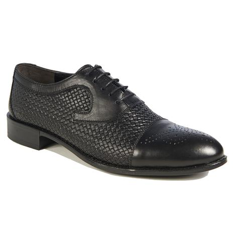 Angelo Erkek Deri Klasik Ayakkabı 2010043699003