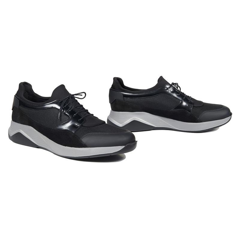Campus Erkek Deri Sneaker 2010043736005
