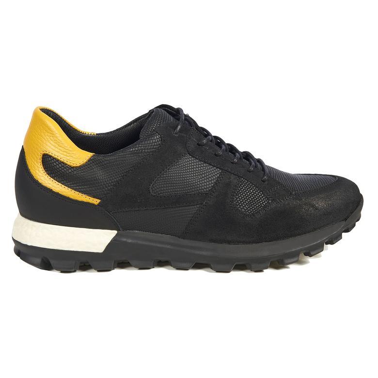 Leander Erkek Deri Spor Ayakkabı 2010043746002