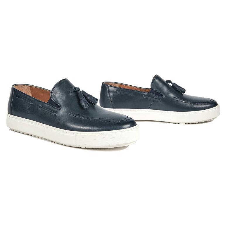 Hermoso Erkek Deri Günlük Ayakkabı