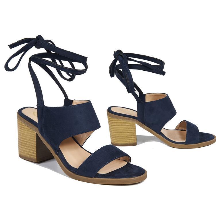 Jolene Kadın Topuklu Sandalet 2010042897011