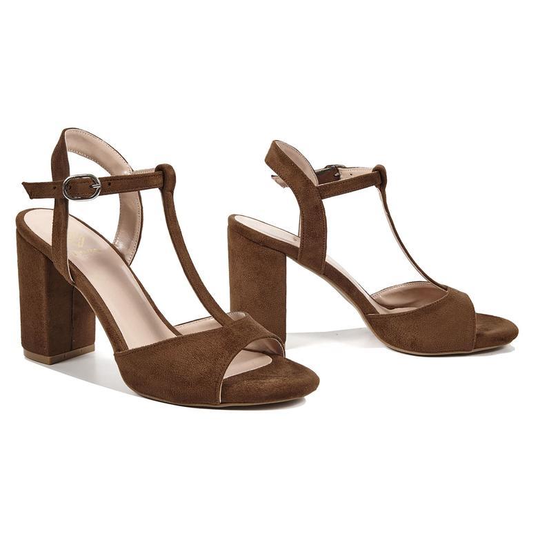 Irma Kadın Topuklu Sandalet 2010042898003