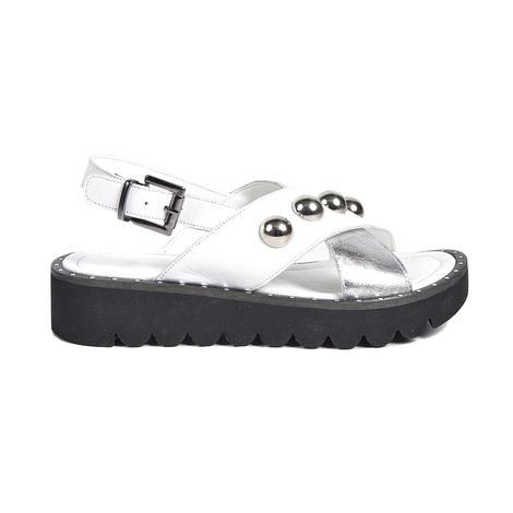 Inez Kadın Deri Sandalet 2010042909006