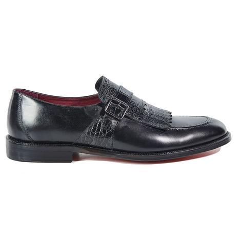 Linus Erkek Deri Klasik Ayakkabı 2010042919002