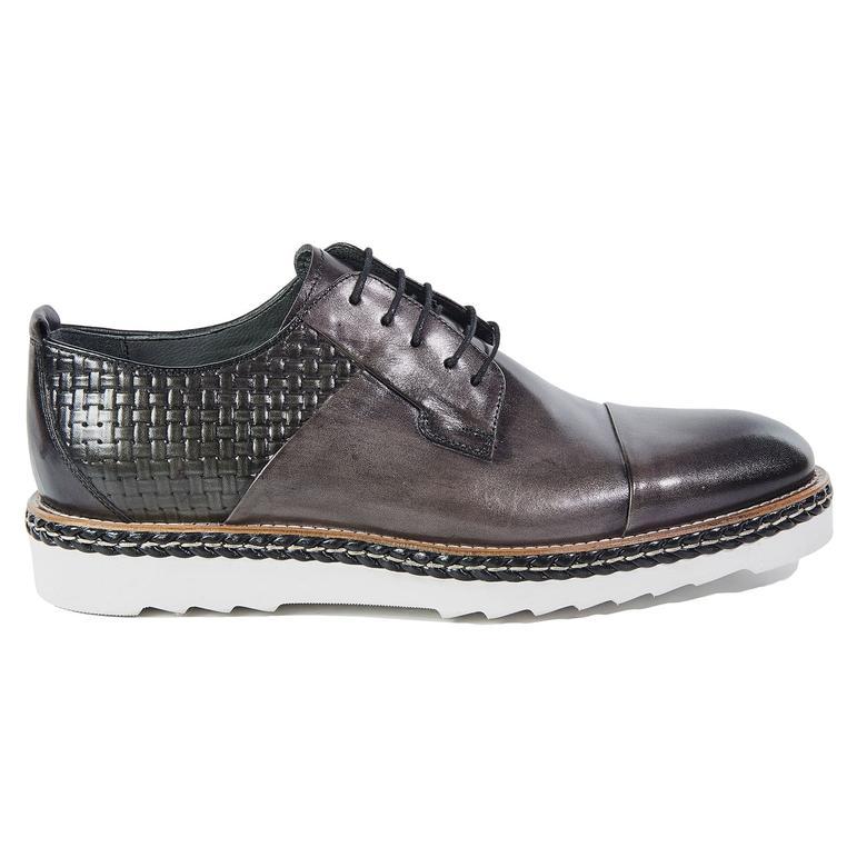 Hector Erkek Deri Günlük Ayakkabı 2010042911002