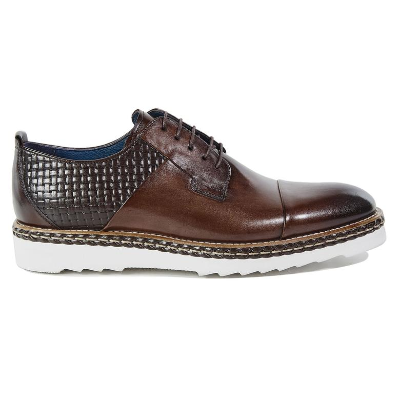 Hector Erkek Deri Günlük Ayakkabı