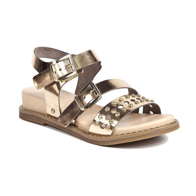 Kalene Kadın Deri Sandalet 2010042907002