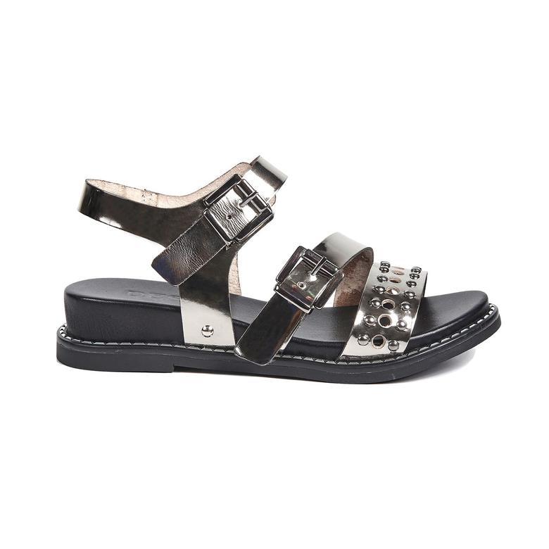 Kalene Kadın Deri Sandalet 2010042907007