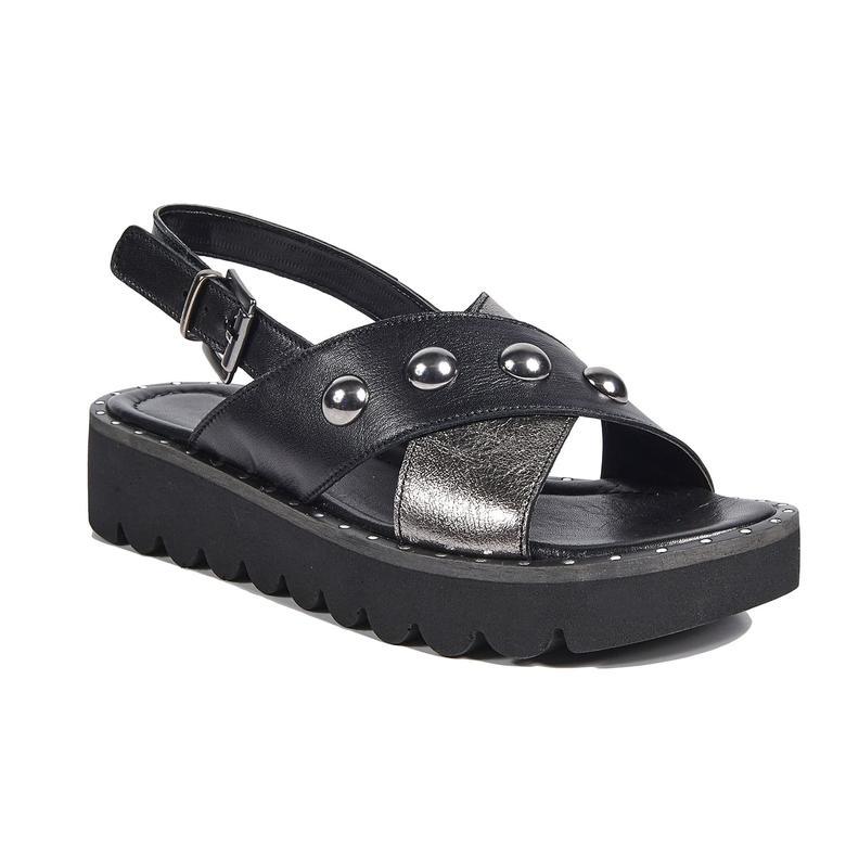 Inez Kadın Deri Sandalet 2010042909001