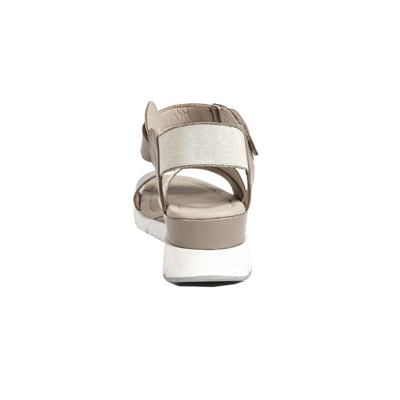 Caroline Kadın Deri Sandalet 2010042889006